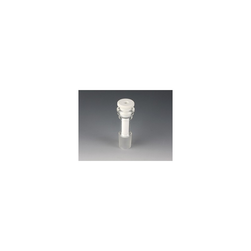 Ultra-Stirrer bearing glass PTFE shaft guide NS 29/32 Ø 8 mm