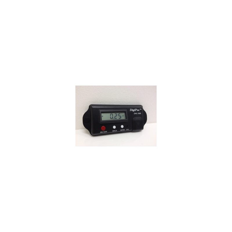 Digi-Pas DWL180CWP clip on Electronic Level (0.05 degree