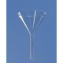 Funnel short stem Boro 3.3 glass outer-Ø 50 mm stem outer-Ø 7