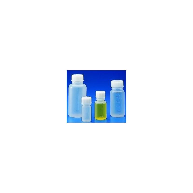 Butelka z szeroką szyjką PP 1000 ml z skalą zakrętka GL63