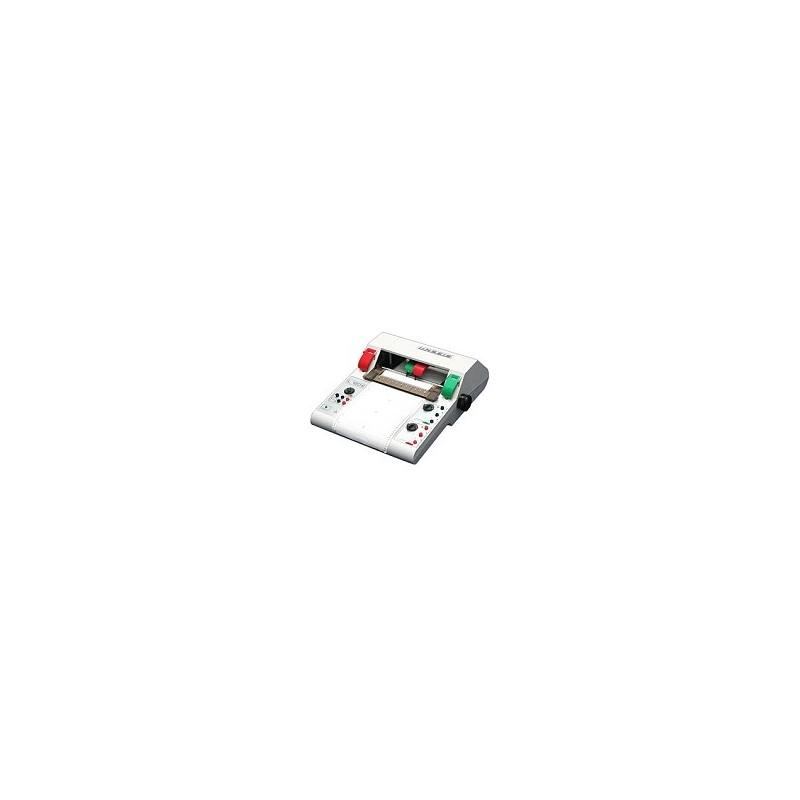 Rejestrator jednokanałowy L120E 1mV…50 V 120 mm