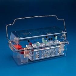 Transport box PC LxWxH 330x175x180 mm autoclavable