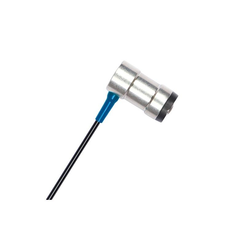Sensor kątowy kombinowany do podłoży ferro i
