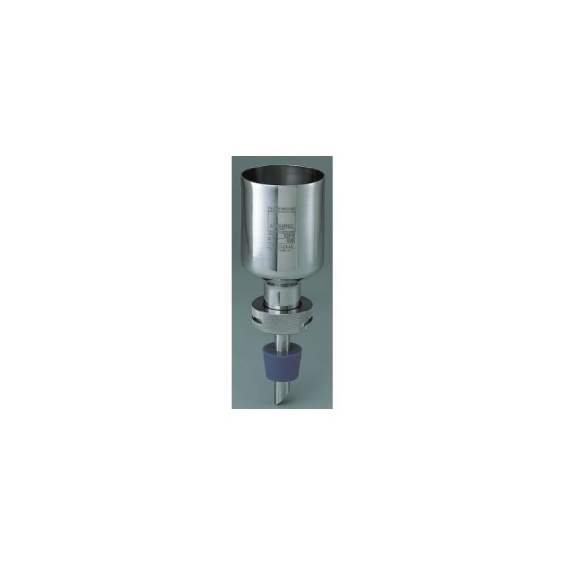 Stainless steel filter holder KSF-47 500 ml membrane Ø 47 mm