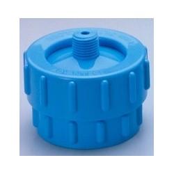Filterhalter PP47 in-line PP Filter Ø 47 mm