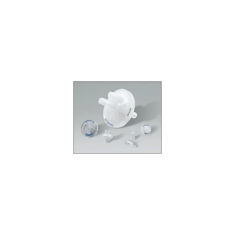 Filtr strzykawkowy MCE Nitrocellulose Ø 25 mm 0,20 µm sterylne