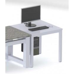 Work table WxDxH 80x80x72cm