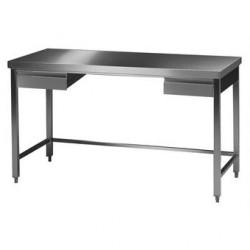 Stół laboratoryjny 1 stal 18/10 DxSxW 2500x750x900 mm