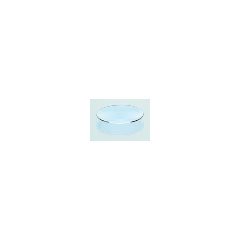 Watch glass dish Duran Ø outer 125 mm fused rim pack 10 pcs.