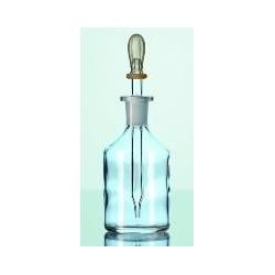 Wkraplacz 100mL szkło sodowo-wapniowe oranżowy pipeta