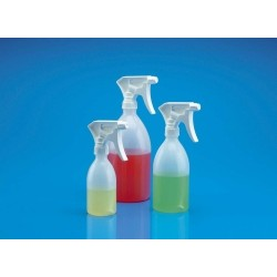 Sprühflasche mit Hanpumpe PE-LD 250 ml
