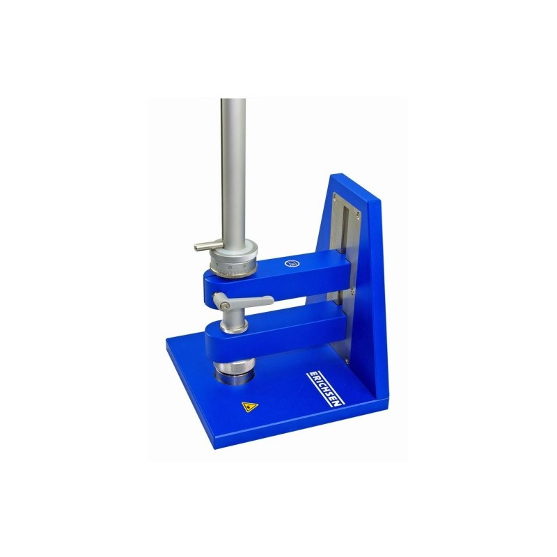 Ball impact tester for tests according to ISO 6272-1 direct