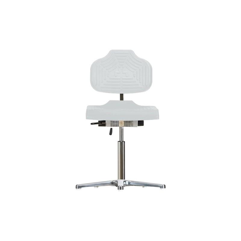 Arbeitsstuhl WS 1410 GF für Nassräume Soft-PUR-Sitz und Lehne