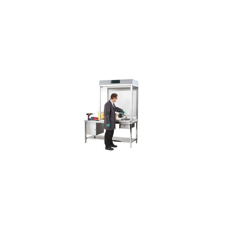 Hazardous material workplace GAP.095.120 WxDxH 1200x750x1100 mm